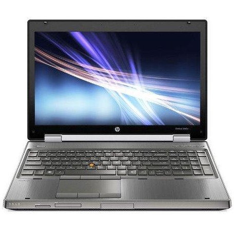 لپ تاپ 15.6 اینچ hp Workstation 8560w