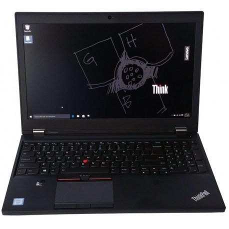لپ تاپ Lenovo مدل p50