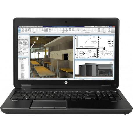 لپ تاپ استوک مهندسی گرافیکی HP ZBook 17 G2