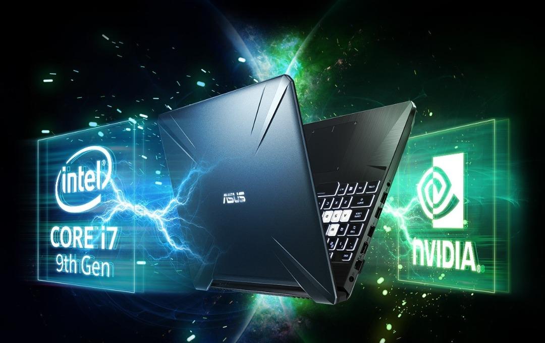 لپ تاپ ASUS FX505G